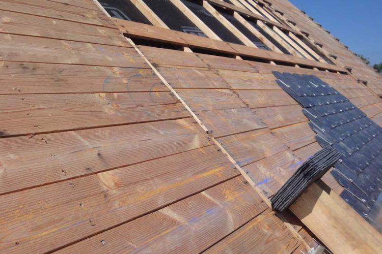 Des éléments photovoltaïques sur sa toiture ardoise?