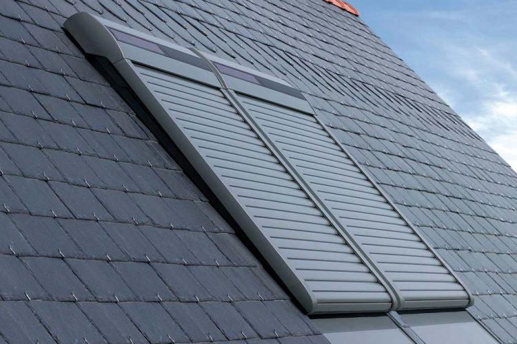 Poser une fenêtre de toit sur une toiture en ardoise, est-ce possible?